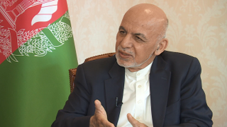 One on One: Interview with Afghan President Ashraf Ghani