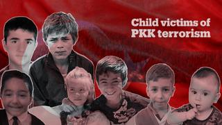 The child victims of PKK terror attacks