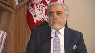 One on One: Exclusive interview with Afghanistan Chief Executive Abdullah Abdullah
