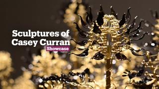 Sculptures of Casey Curran