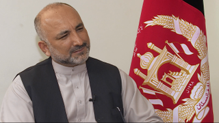 One on One: Exclusive interview with Afghanistan Presidential Candidate Hanif Atmar