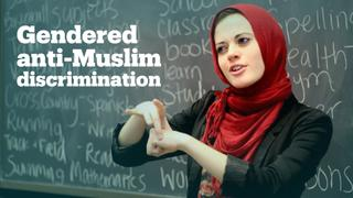 The impacts of gendered anti-Muslim discrimination