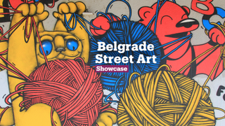 Belgrade Street Art | Street Art | Showcase