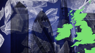 CLEANING YOUR CASH – How the UK's financial system abets global corruption