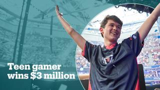 16-year-old 'Fortnite' gamer wins $3 million