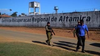 Brazil's Death Prisons
