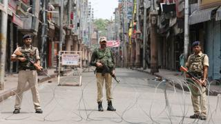 Kashmir's Autonomy Revoked