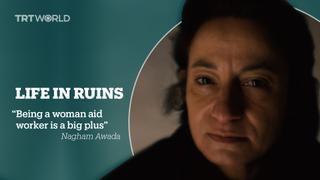 Life in Ruins: Meet the Women Delivering Frontline Aid – Episode 1