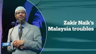 Zakir Naik in trouble in Malaysia for 'stirring racial feelings'