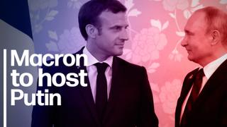 France-Russia Relations: Macron to host Putin, Ukraine on agenda
