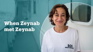 When Zeynab met Zeynab