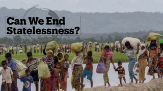 Can we end statelessness?