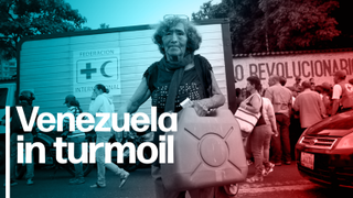 US sanctions affecting Venezuelan economy