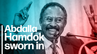 Sudan In Transition: PM Abdalla Hamdok has been sworn in
