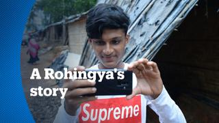 A Rohingya's story Mohammed Rafiq is a WFP 'Storyteller'