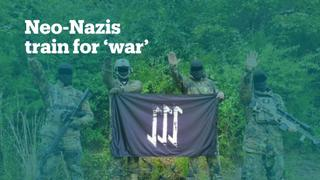 Neo-Nazi group 'The Base' train far-right extremists in the US