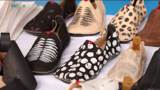 Ethiopia's leather shoes a hit with locals| Money Talks
