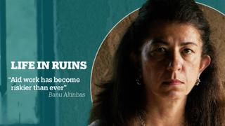 Life in Ruins: Meet the Women Delivering Frontline Aid – Episode 2