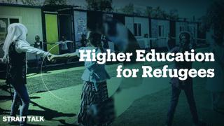Higher Education for Refugees