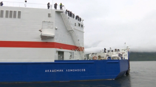 Floating Nuclear Reactor: Russia to provide power to remote communities