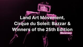 Cirque du Soleil: Bazzar   Land Art Movement   Art of Alexa Meade