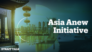 'Asia Anew' Report