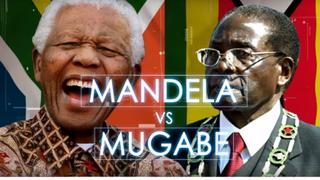 MUGABE DEAD: How does is legacy compare to Mandela's?