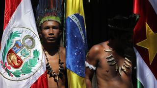 Amazon Fires: Seven countries sign forest pact in Colombia