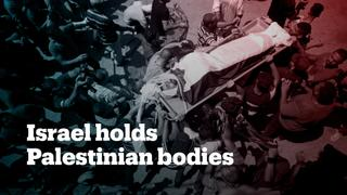 Israeli Supreme Court approves holding bodies of killed Palestinians