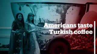 Americans get a taste of Turkish coffee with the Turkish Coffee Truck