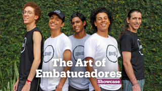 The Art of Embatucadores