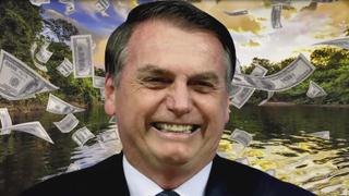 BOLSONARO'S BUSINESS BRAIN – Does the Brazilian President care for the Amazon?