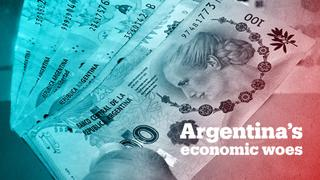 Just how bad is the economic crisis in Argentina?