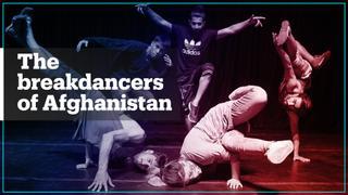 Meet the breakdancers of Kabul