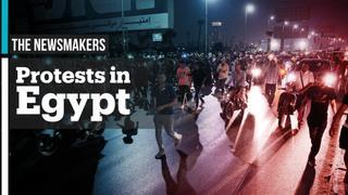 Egypt's Anti-Sisi Protests