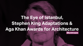 Stephen King Adaptations | The Eye of Istanbul | Brittle White Lies
