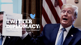 Twitter diplomacy - the future of diplomacy?