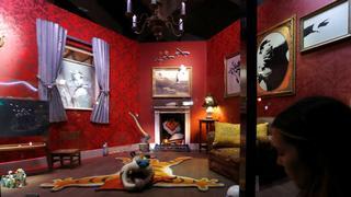 Banksy opens up pop-up store in London   Money Talks