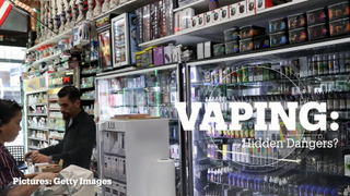 VAPING: Hidden Dangers?