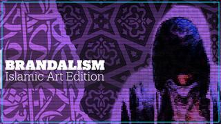 An artist's rebellion against street advertising