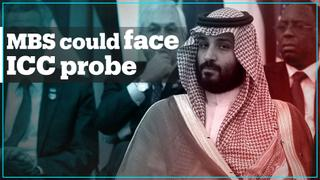 Mohammed bin Salman could face investigation at the ICC