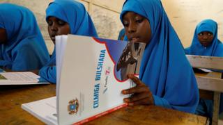 Somalia Education: Govt fights terrorism ideology with curriculum