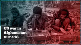 Every single Afghan child now has known only war