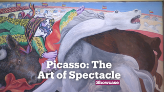 Picasso: The Art of Spectacle