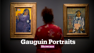 Gauguin at National Gallery
