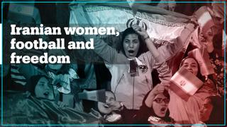 Iranian women are now free to attend football matches