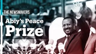Abiy Ahmed: 2019 Peace Laureate
