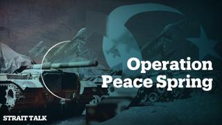 Turkey's Operation into Syria