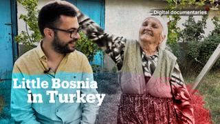 A little Bosnia in Turkey