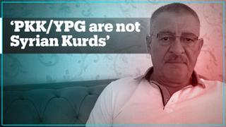 Syrian Kurd leader speaks about Turkey's operation in Syria